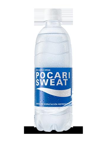 Descubre POCARI SWEAT